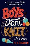 Boys Dont Knit